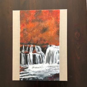 🆕 🌟Leans Kaskada Waterfalls